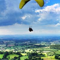 Jdeme do akrobatického paraglidingu!