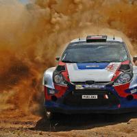 Chceš řídit auto už od 14? Staň se rallycrossovým závodníkem!