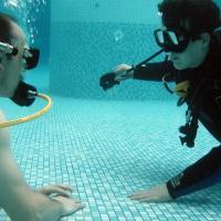 Ochutnávka potápění aneb testujeme naše zážitky