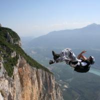 Monte Brento - jeden z nejbezpečnějších exitů na světě