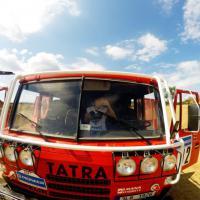 Adrop má zážitek s Tatrou