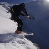 Ski B.A.S.E: Zimní varianta pro nudící se B.A.S.E. jumpery