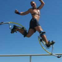 Skákací boty: Zábava i sport zvaný powerbocking