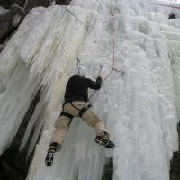 Ice climbing: Sport, ze kterého mrazí