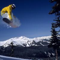 Freestyle snowboarding není pro amatéry!