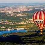 Soutěž o let historickým balónem