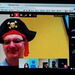 Náš školitel Jack Sparrow