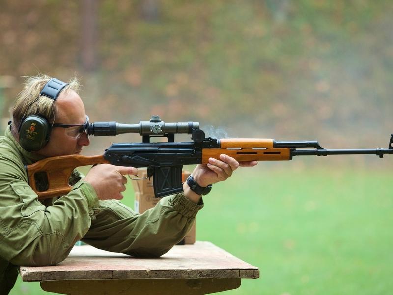 Levně Střelba na venkovní střelnici