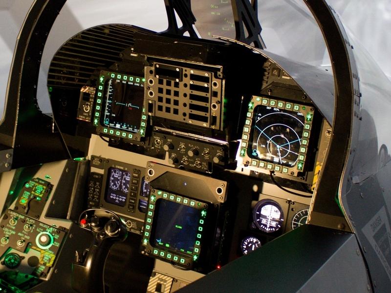 Levně Letecký simulátor stíhačky F/A-18 Hornet