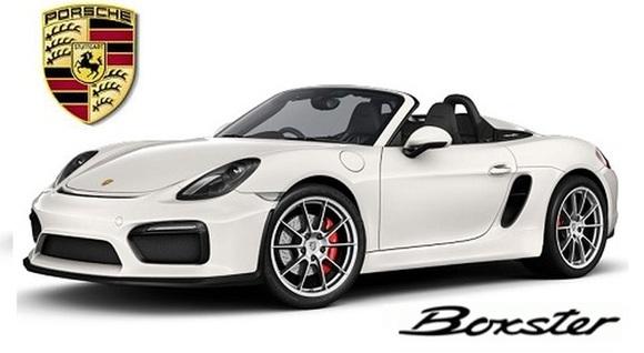 Jazda na Porsche Boxster