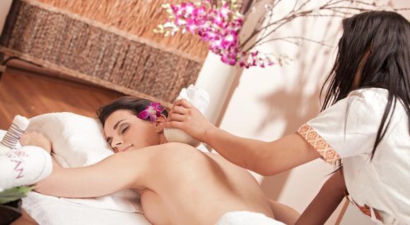Thajská luxusná masáž