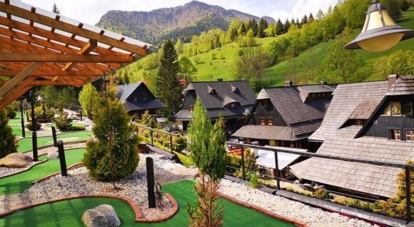 Relaxačný golfový víkend