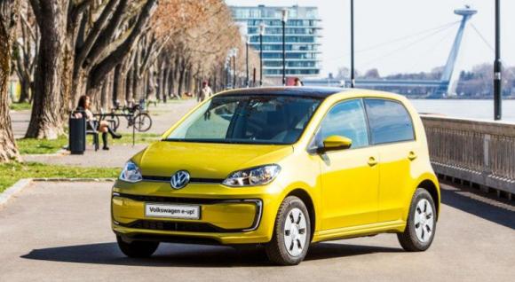 Elektromobil Volkswagen E-Up!