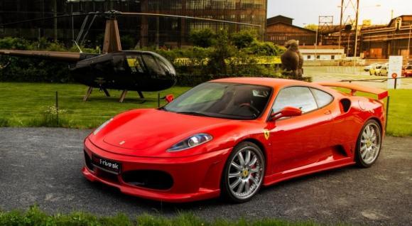 Jazda na Ferrari F430 F1 Scuderia