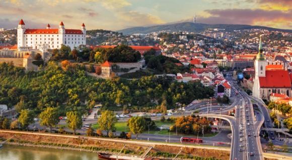 Objavte Bratislavu