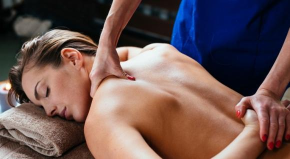 Kombinovaná thajská masáž