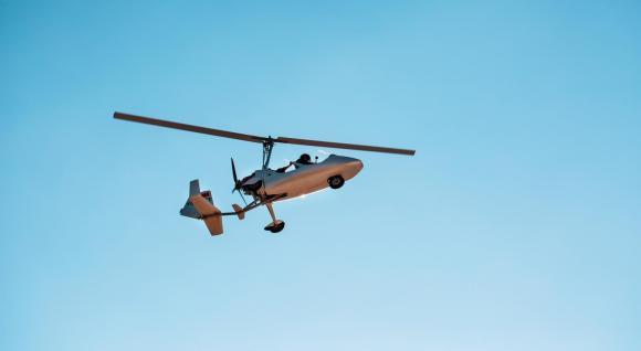 Pilotom vírnika na skúšku