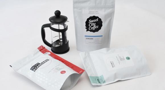 Darčeková sada na prípravu kávy