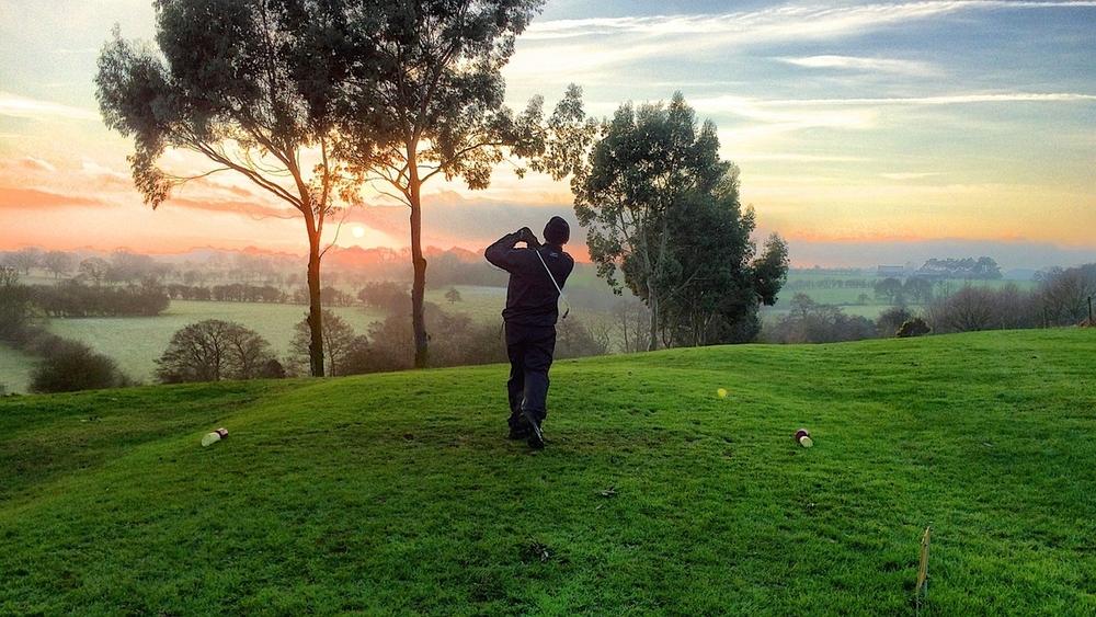 Koučink golfové psychologie Praha