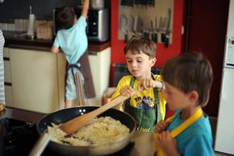 Kurz vaření pro děti Praha