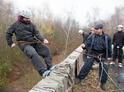 Slaňování je na programu SWAT II. pro pokročilé