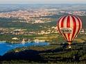 Vyhlídkový let historickým balónem