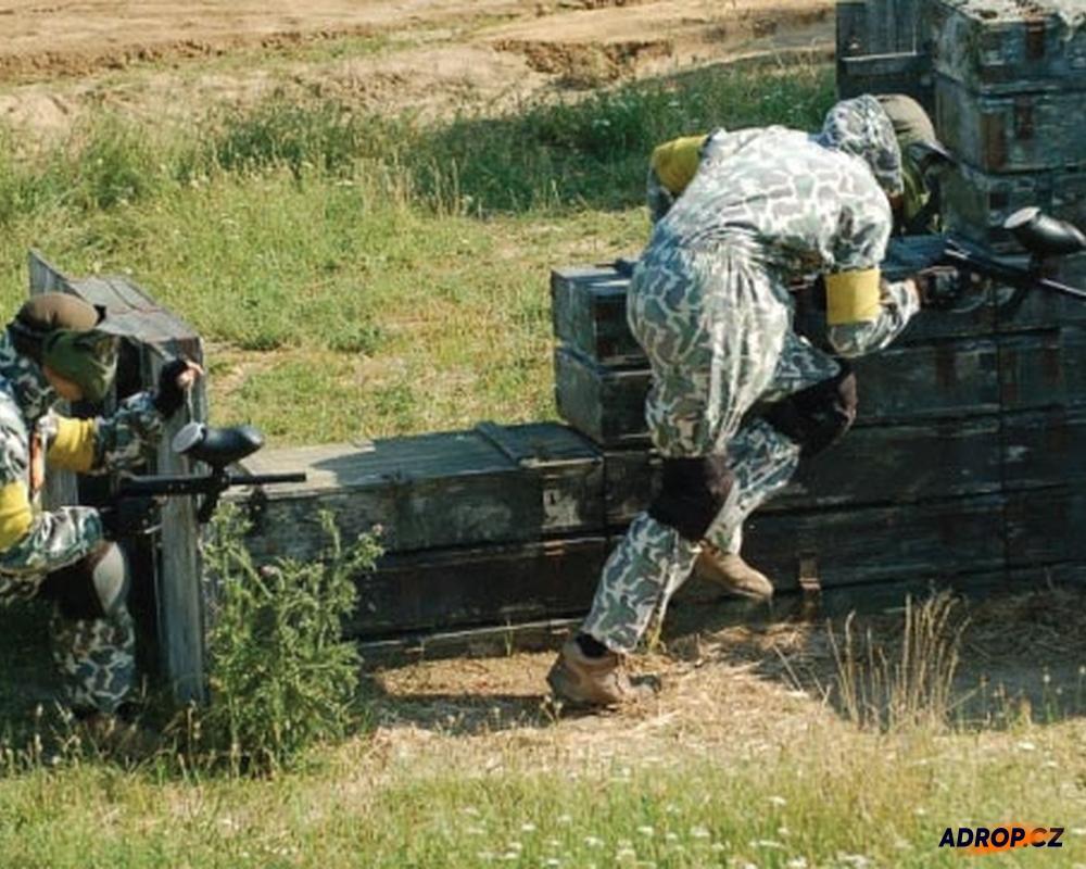 Den v Armyparku