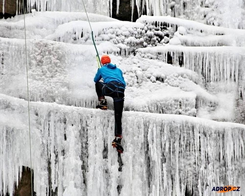 Kurz ledového lezení 001