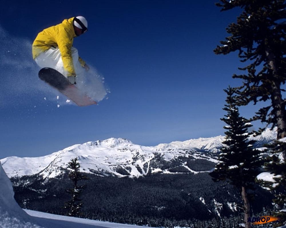 Snowboardová škola