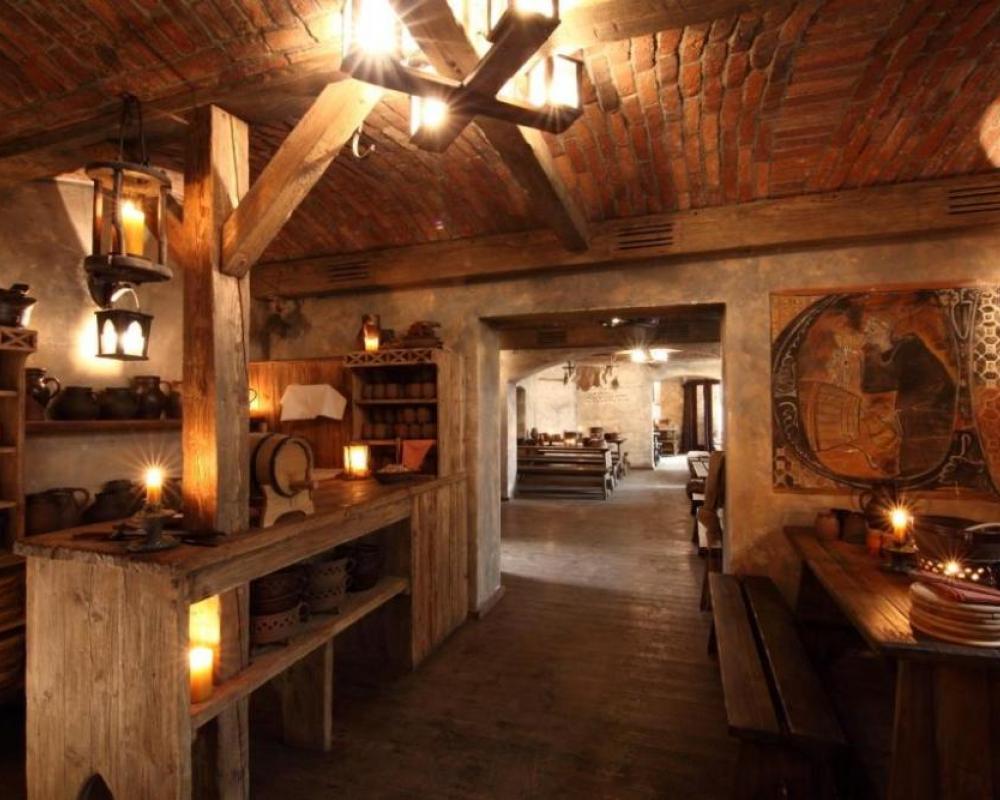 Středověká hostina